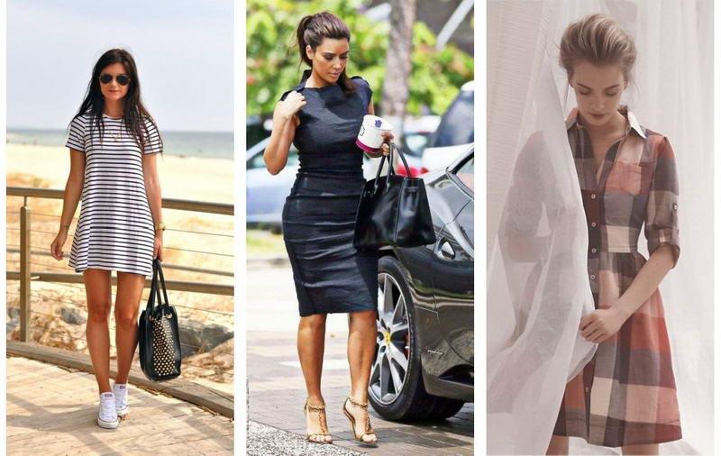 b2f01d7d6e1ba79 Повседневные платья - как быть модной и женственной каждый день?