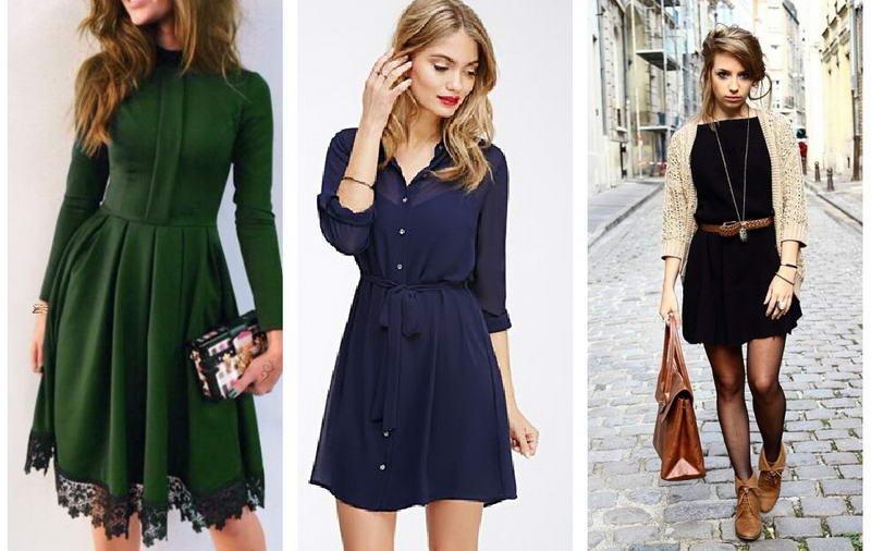 74f866f7cb0 Повседневные платья - как быть модной и женственной каждый день