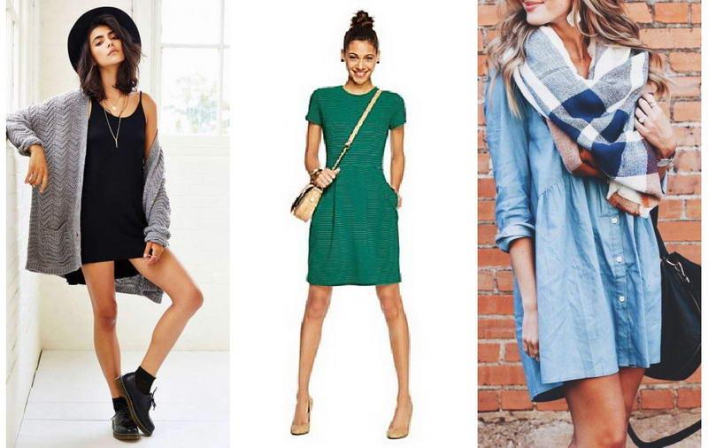 e81535d29c9 Повседневные платья - как быть модной и женственной каждый день