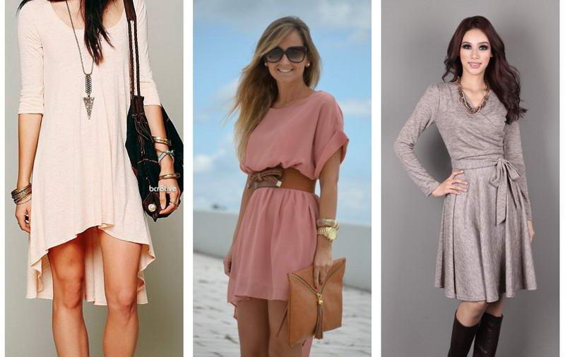 Повседневные платья - как быть модной и женственной каждый день  550a3a900da
