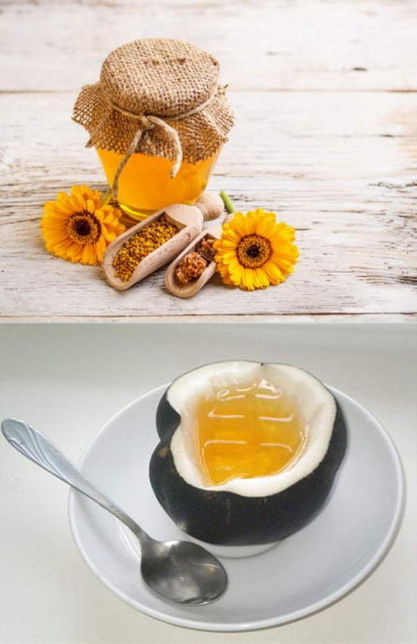 Редька с мёдом от кашля
