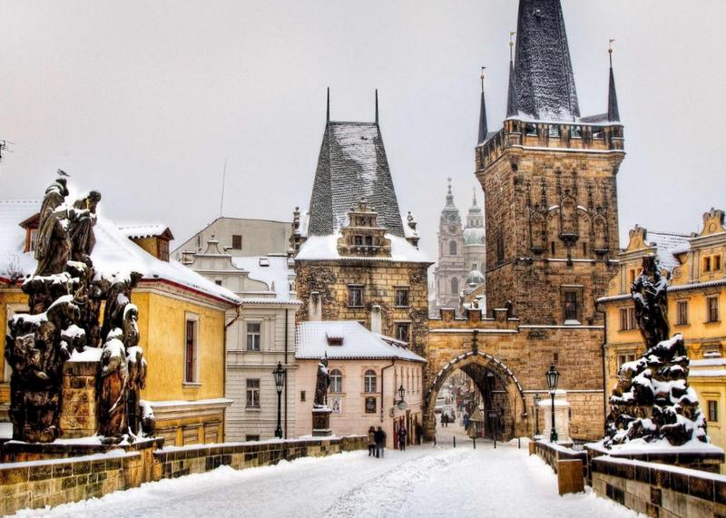 Куда зимой лучше поехать отдыхать?