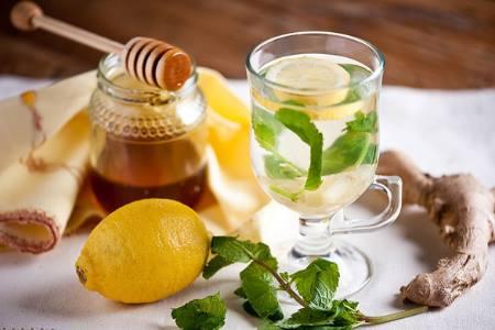 чая из мелиссы