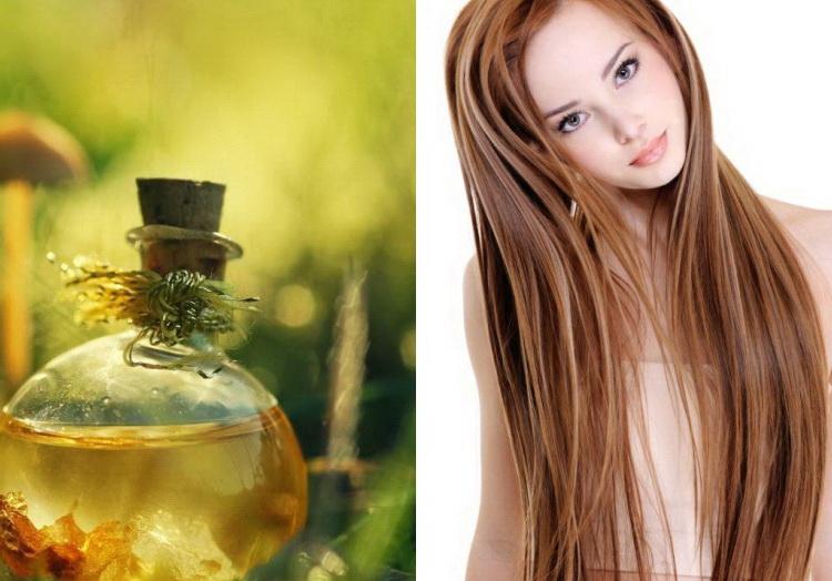 Маски для волос из масел