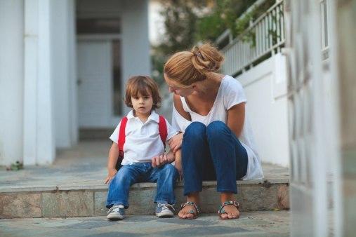 Як бути, якщо дитина не хоче йти в школу?