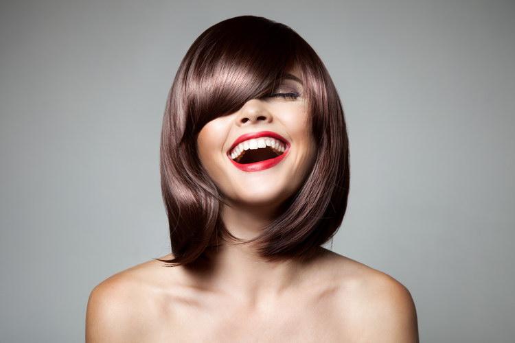 волосы после кератинового выпрямления
