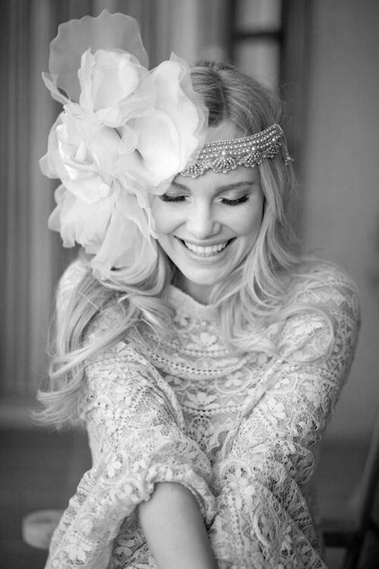 свадебные прически 2017