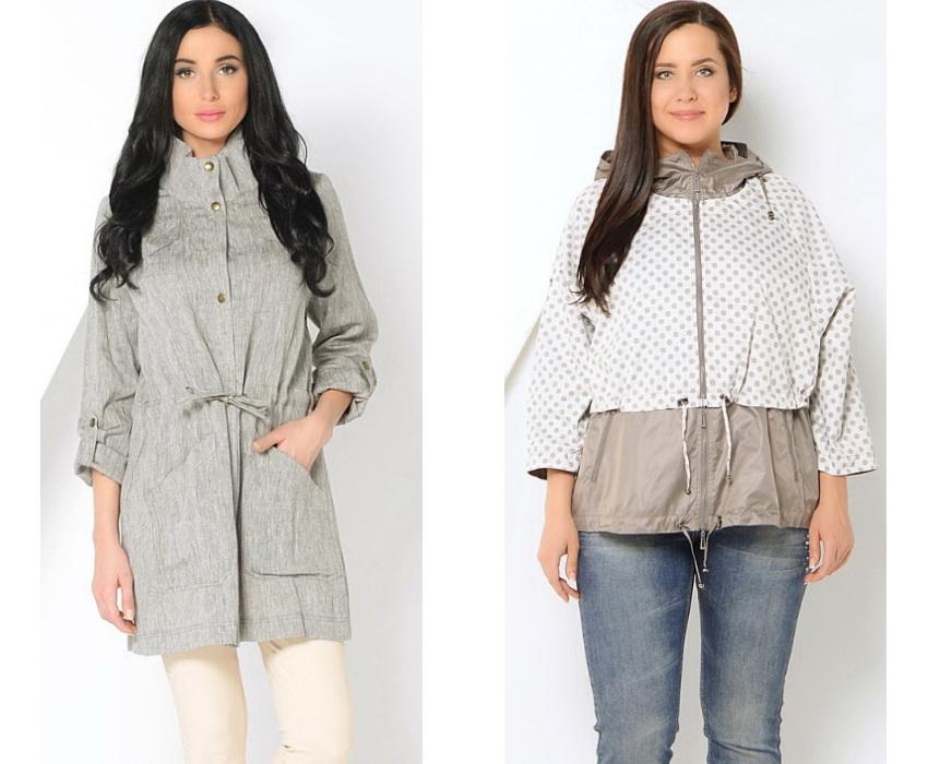 7759473b Самые модные женские ветровки и куртки на весну 2017 - фото ...