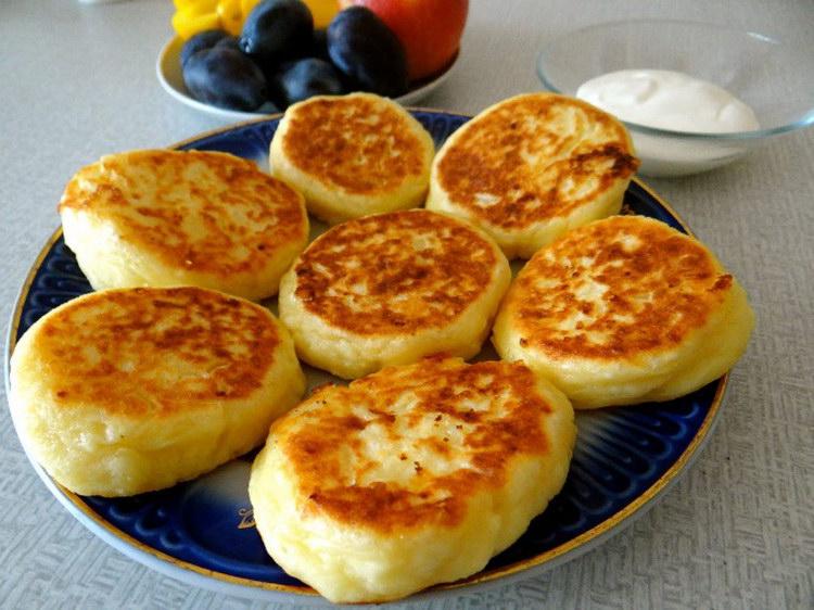 Как сделать сырники рецепт и фото
