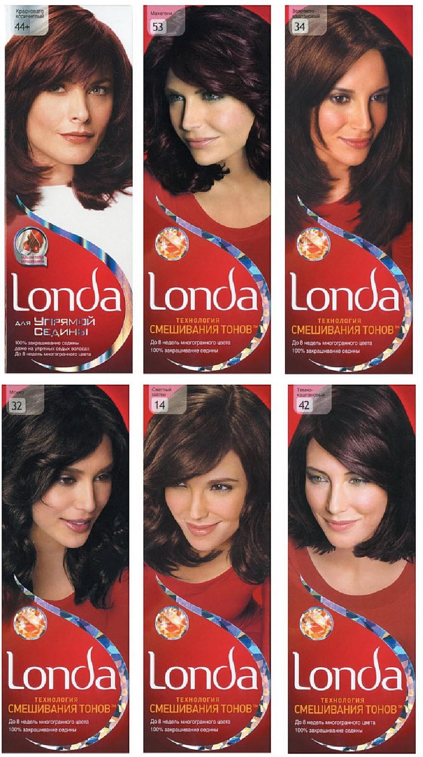 лонда краска для волос палитра фото комфортом ездить дачу
