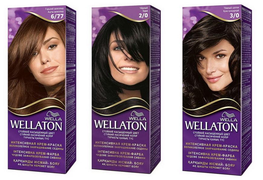 Декоре краска для волос