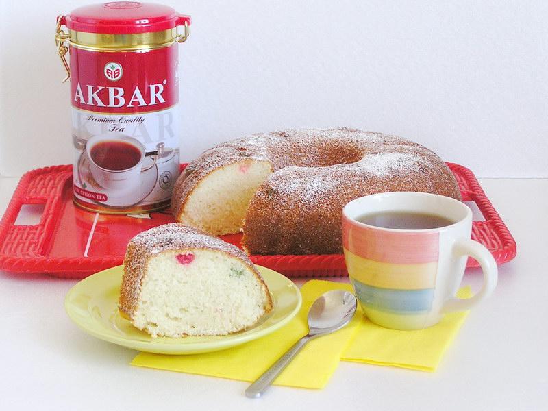 как приготовить кекс на кефире