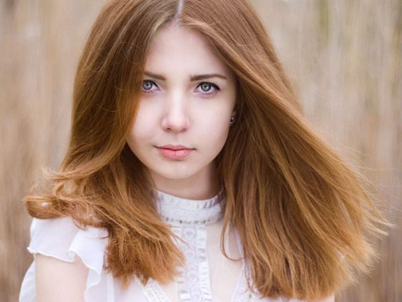 Фото цвета волос разные