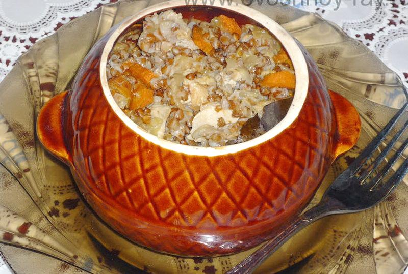 рецепты приготовления тыквы в горшочках в духовке