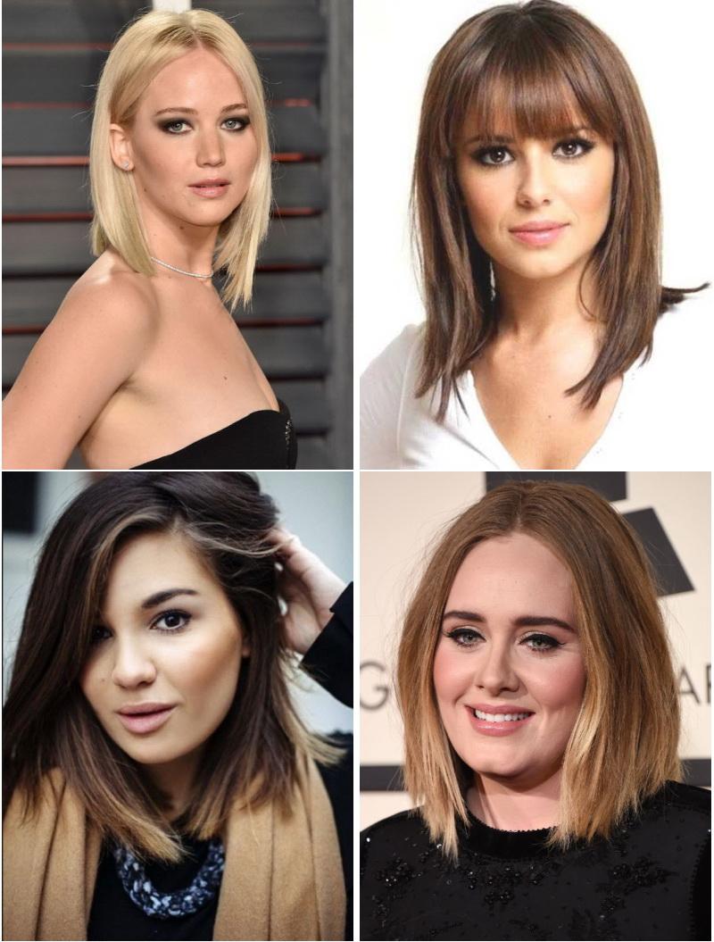 Модные стрижки 2017-2018 для тонких волос