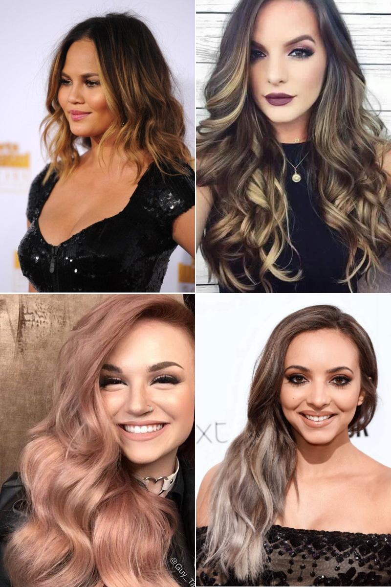 Модные волосы 2017