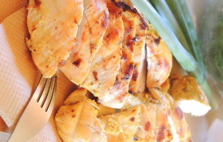 Как приготовить салат из морского гребешка