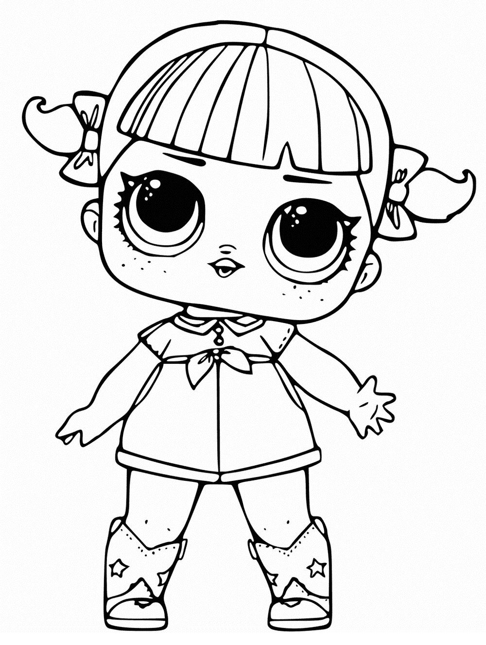 напечатать куклу лол раскраска день, хотелось выяснить
