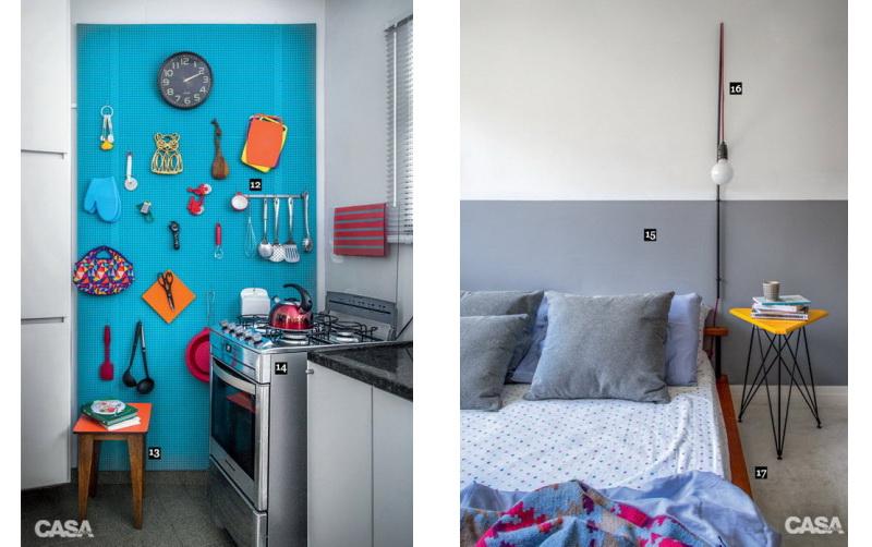 Интерьер съёмной квартиры