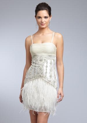 Платье в стиле Чикаго