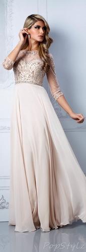 Цвет платья и макияж