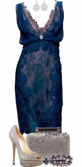 Темные платья