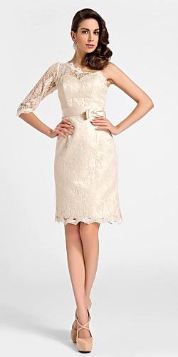 Самые красивые платья до колен фото