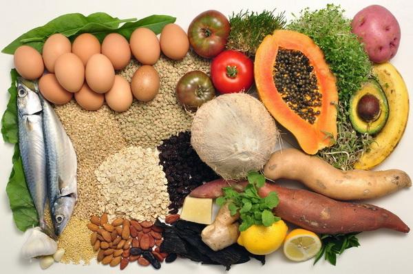 план питания на 30 дней для похудения