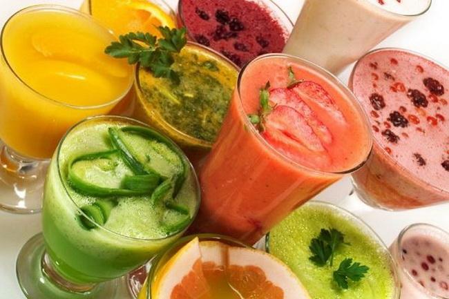 жиросжигающие зеленые коктейли
