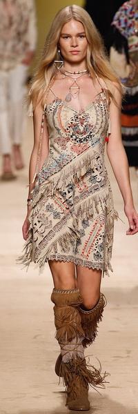 Модные платья весна-лето 2015
