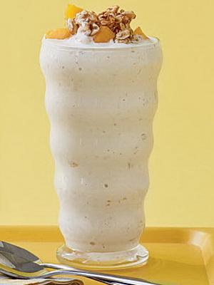 Молочный коктейль с мороженым