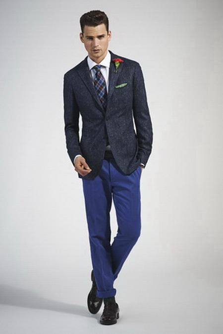 Пиджак под джинсы для мужчин и женщин