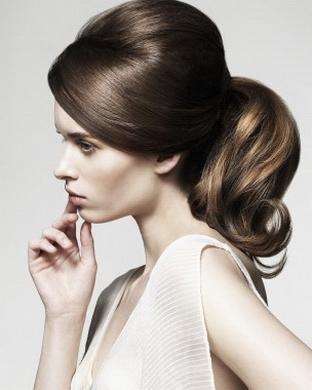 Волнистые волосы