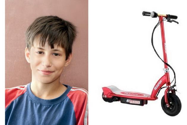подарок мальчику на 11 лет