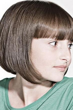 стрижки для девочек