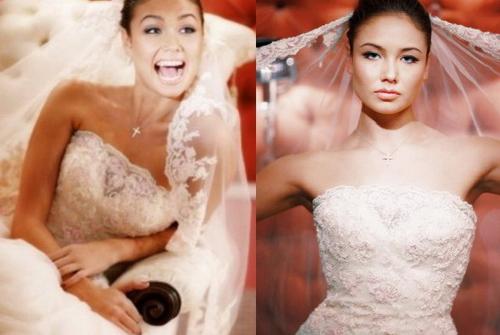 Фото свадьбы ляйсан утяшевой и павла воли