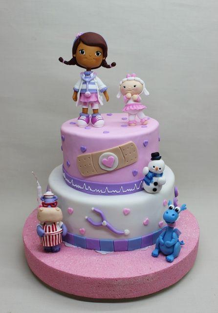 Торт на 4 года мальчику
