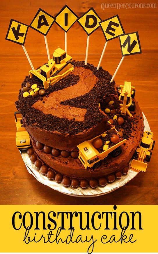 Торт для мальчика на день рождения