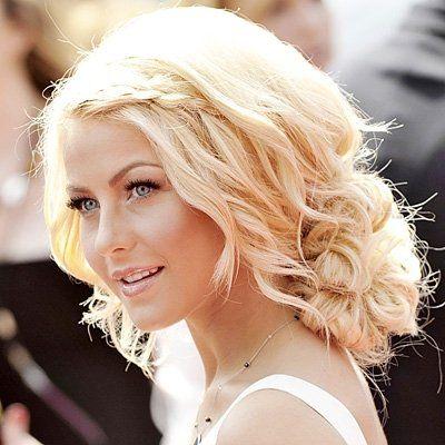 Фото блондинок и причёсок