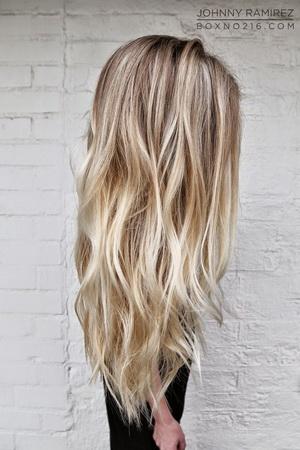 Сделать краску блонд самому