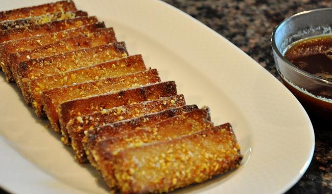 Рецепты блюд из сыра тофу в духовке