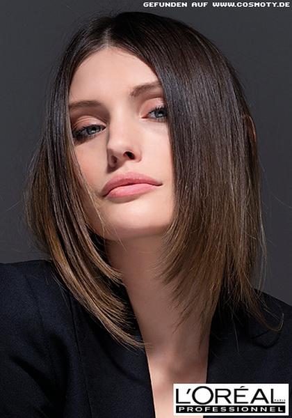 Женские стрижки на средние волосы 2016 фото с названиями - a3f