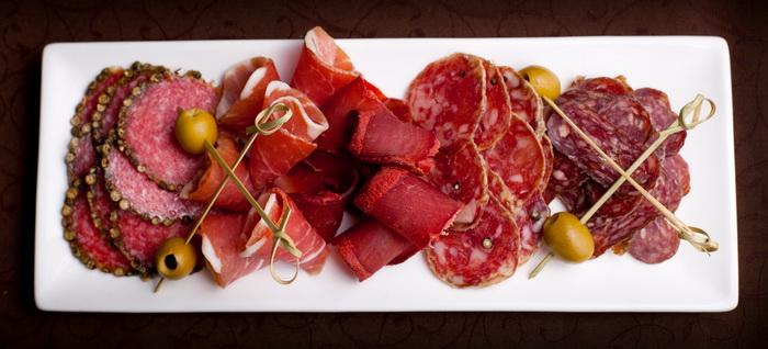 Поделки из мяса фото